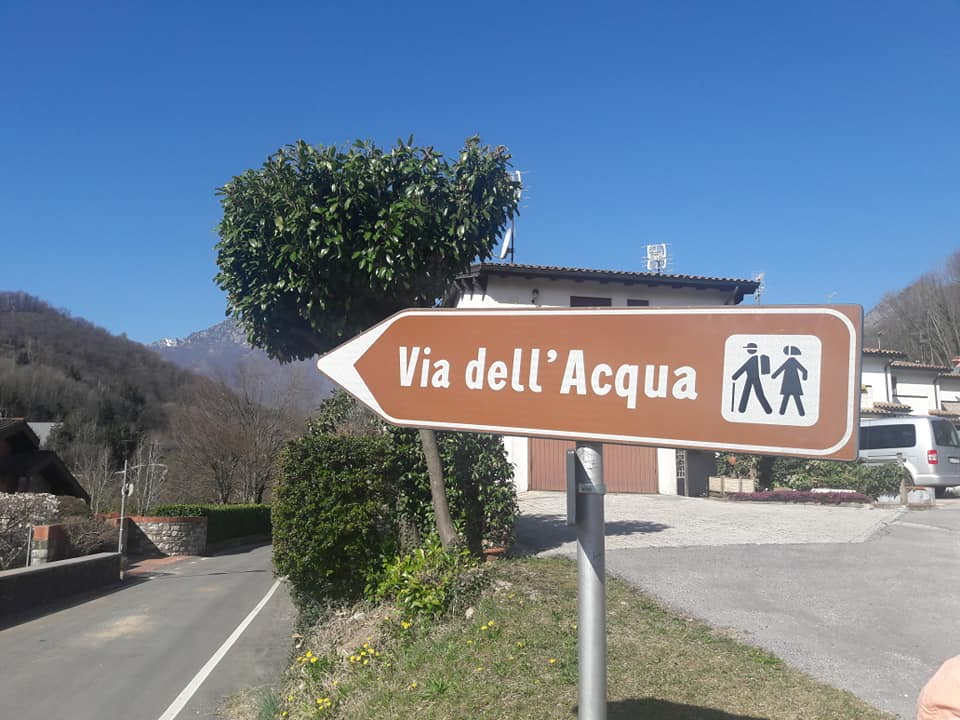 via dell'acqua