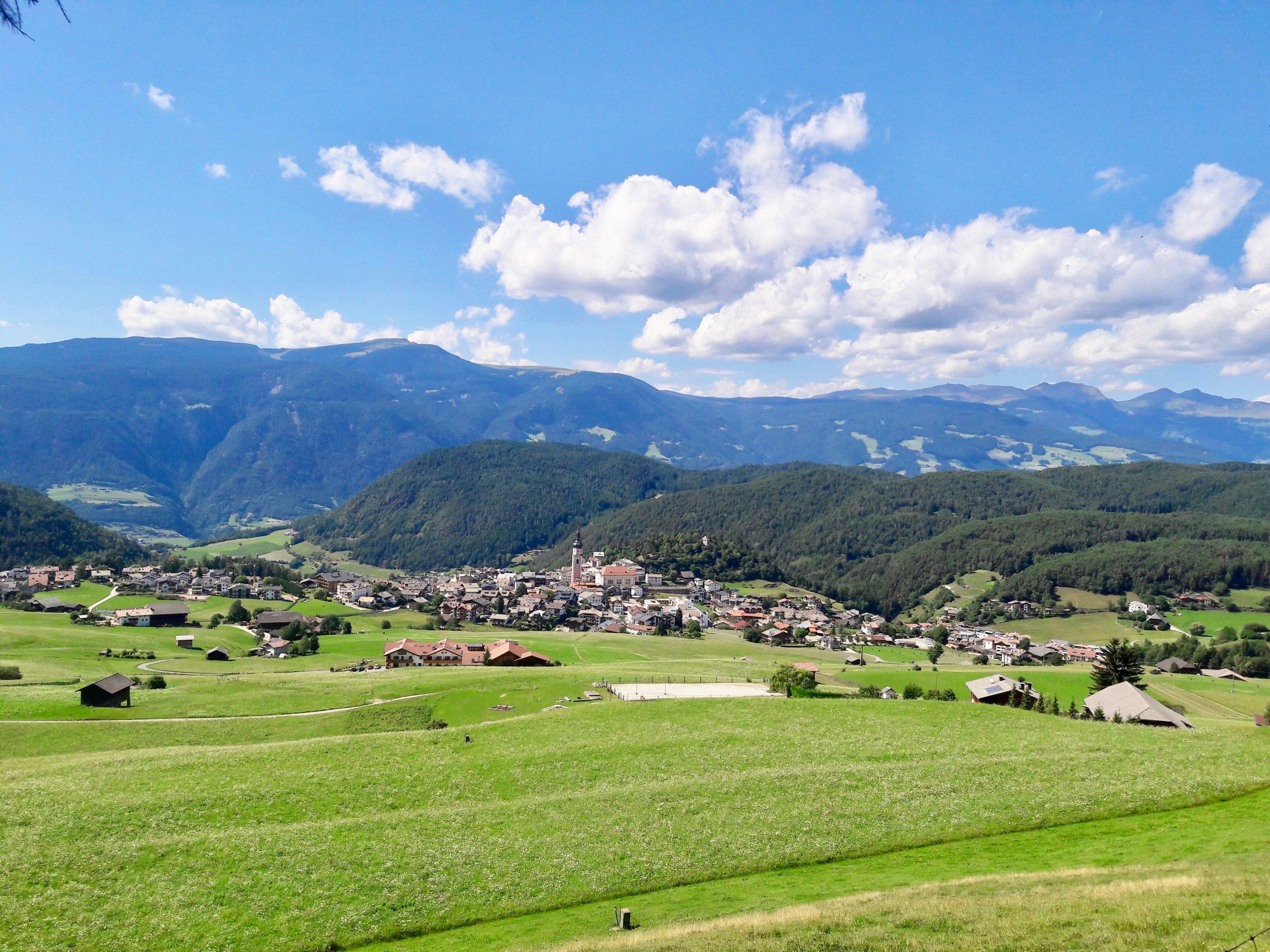 panorama Castelrotto