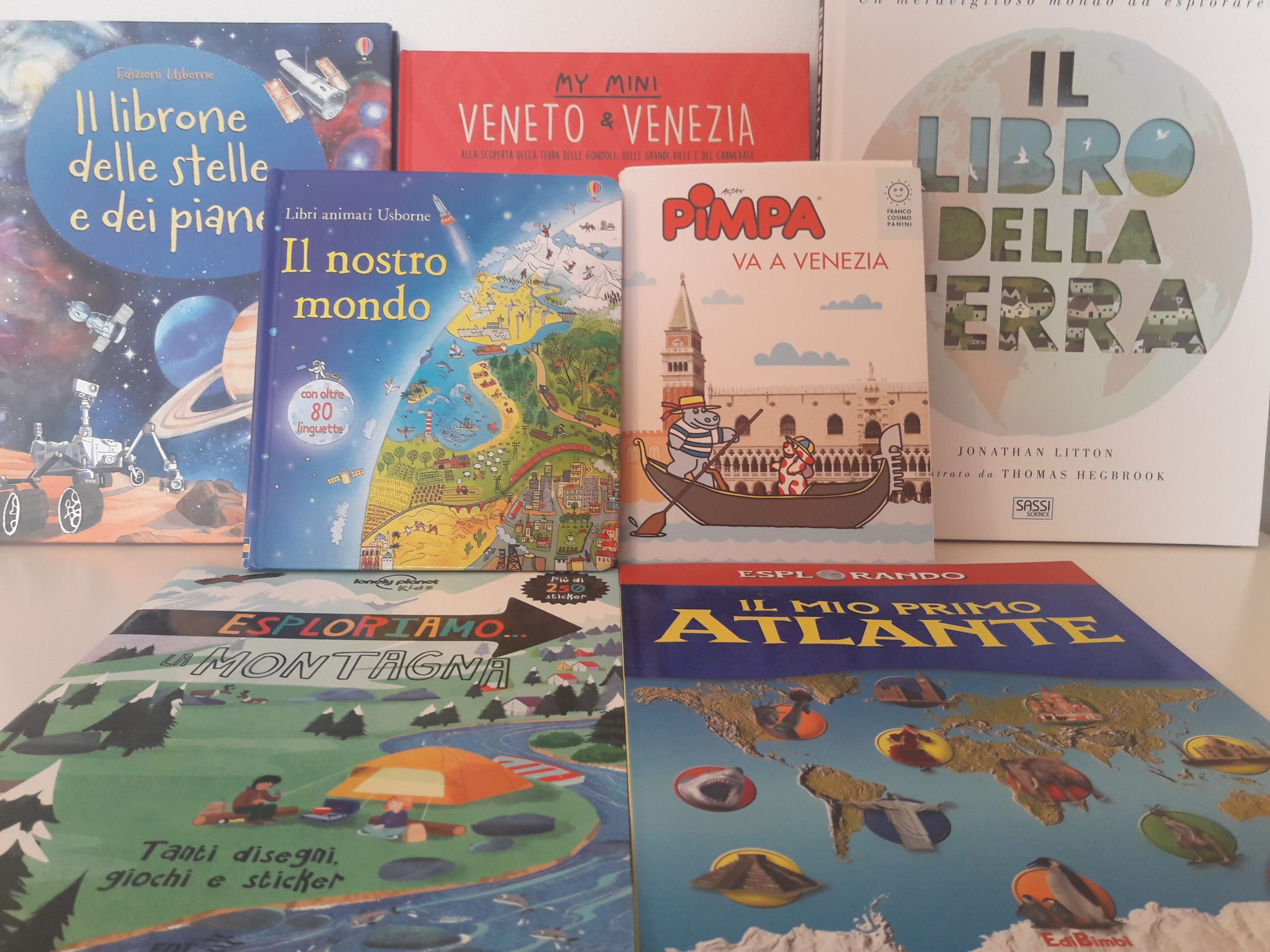 libri per conoscere il mondo