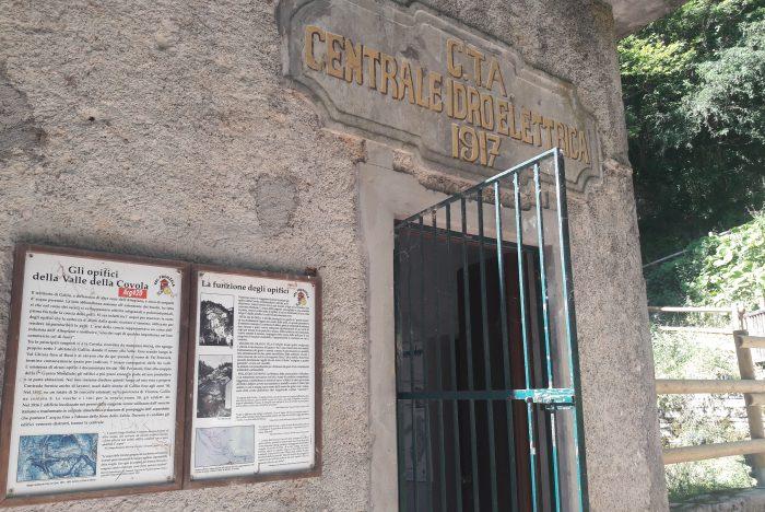 sentiero mulini Gallio
