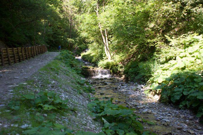 sentiero dei mulini Gallio