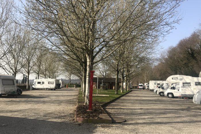 Camper Park Visconteo