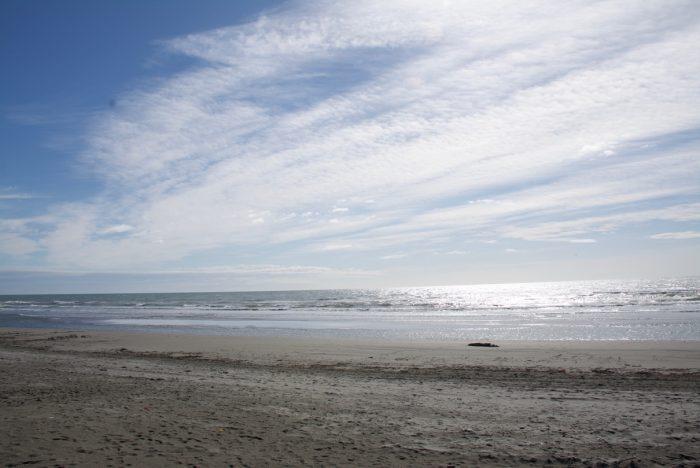 spiaggia Barricata