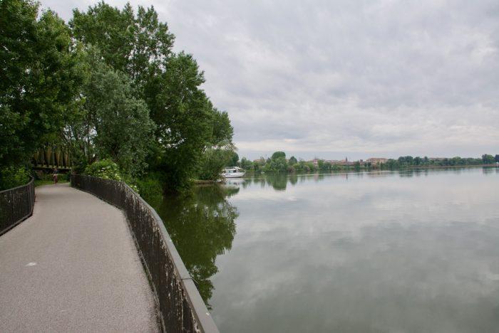 Mantova lago di mezzo