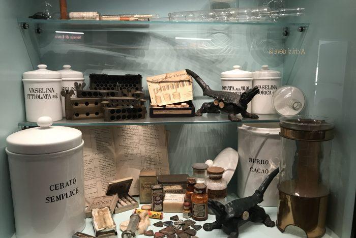 MUSME museo medicina
